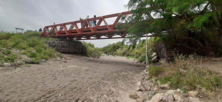 rio salado 744x343 - La Pampa. «El derecho al agua es la prioridad»