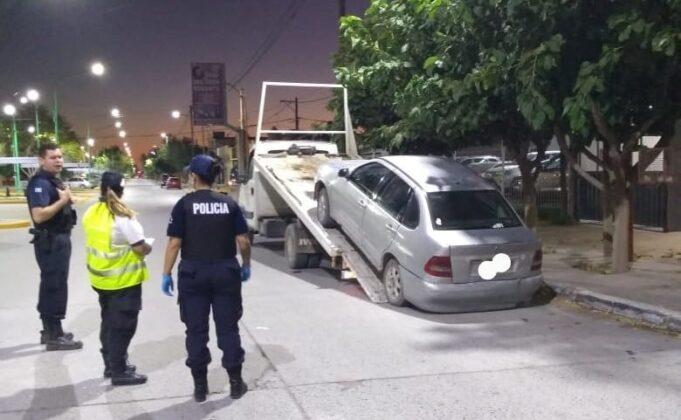 transito secuestro vehiculo