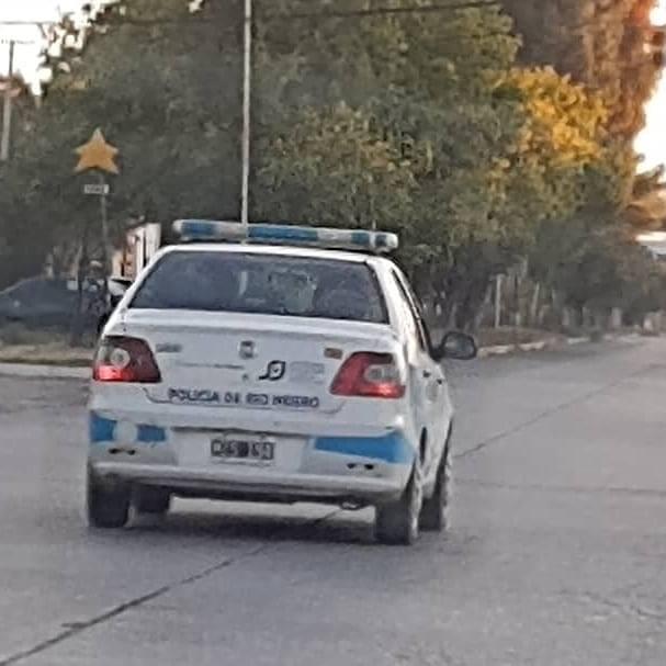 policia catriel