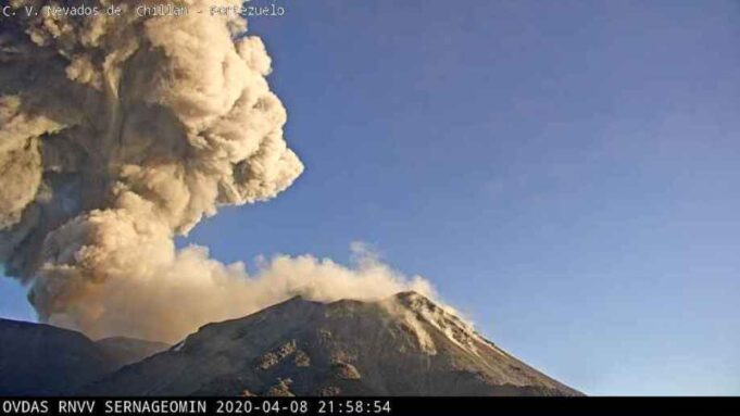 volcan chillan1