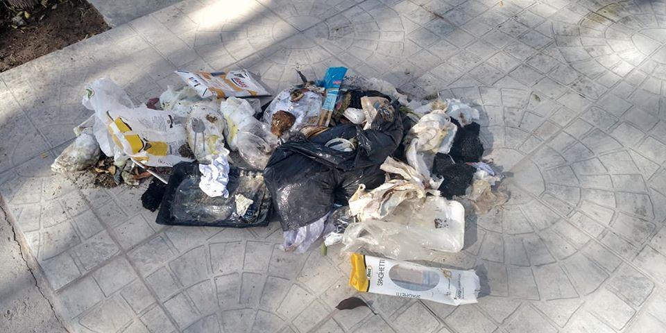 basura catriel - Catriel25Noticias.com