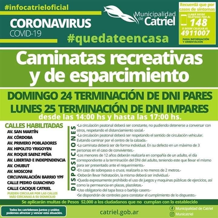 caminatas2 - Catriel25Noticias.com