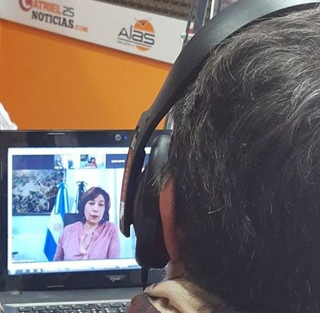 ARABELA VIDEO CONF - Catriel25Noticias.com