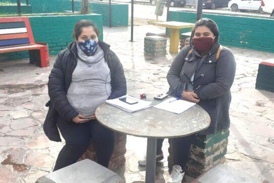 embarazadas reclamo - Catriel25Noticias.com