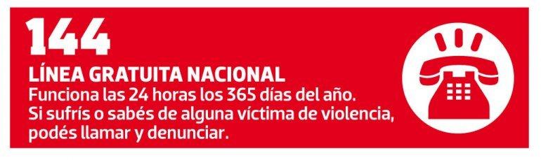 linea 144 - Catriel25Noticias.com