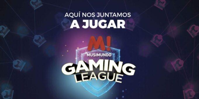 MUSIMUNDO - GAMING LEAGUE 2020