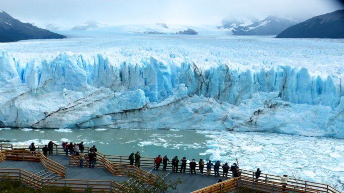 glaciar p moreno
