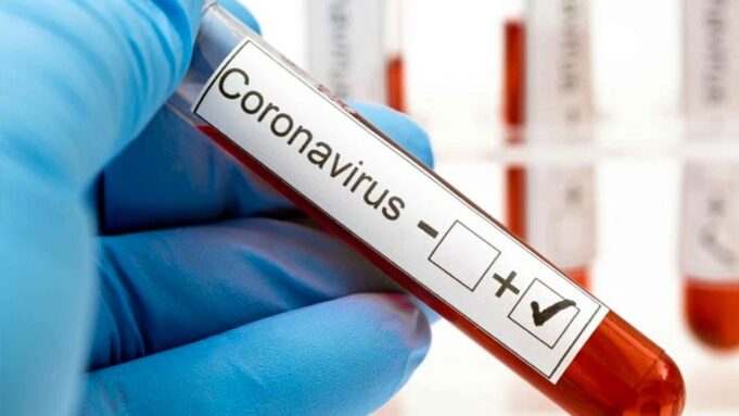 coronavirus positivo