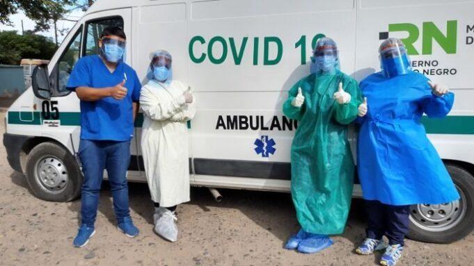 hospital catriel COVID19