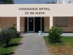 comisaria 25 de mayo