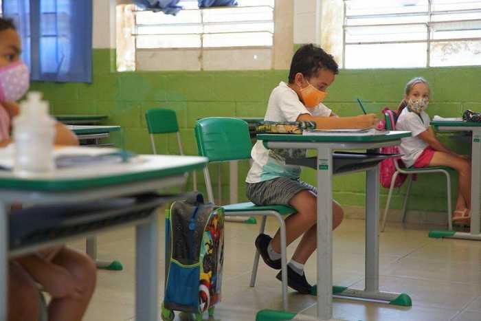 En Ro Negro, las clases presenciales sern con 15 alumnos