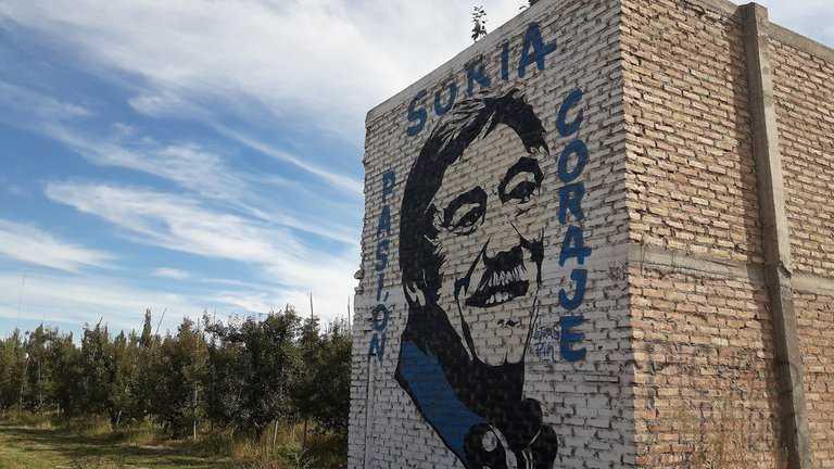 soria mural - Catriel25Noticias.com
