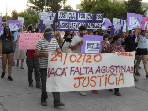 agus marcha 2021 1 - Catriel25Noticias.com