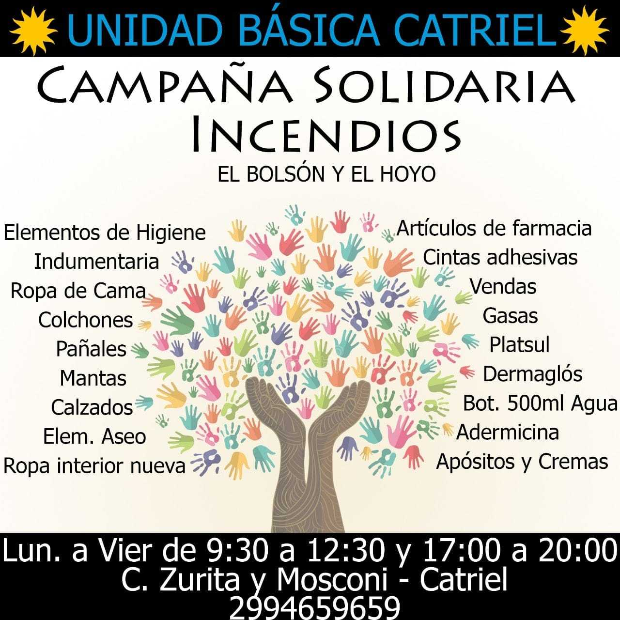 campana el bolson - Catriel25Noticias.com