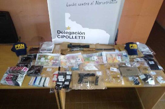 droga catriel cipolletti - Catriel25Noticias.com