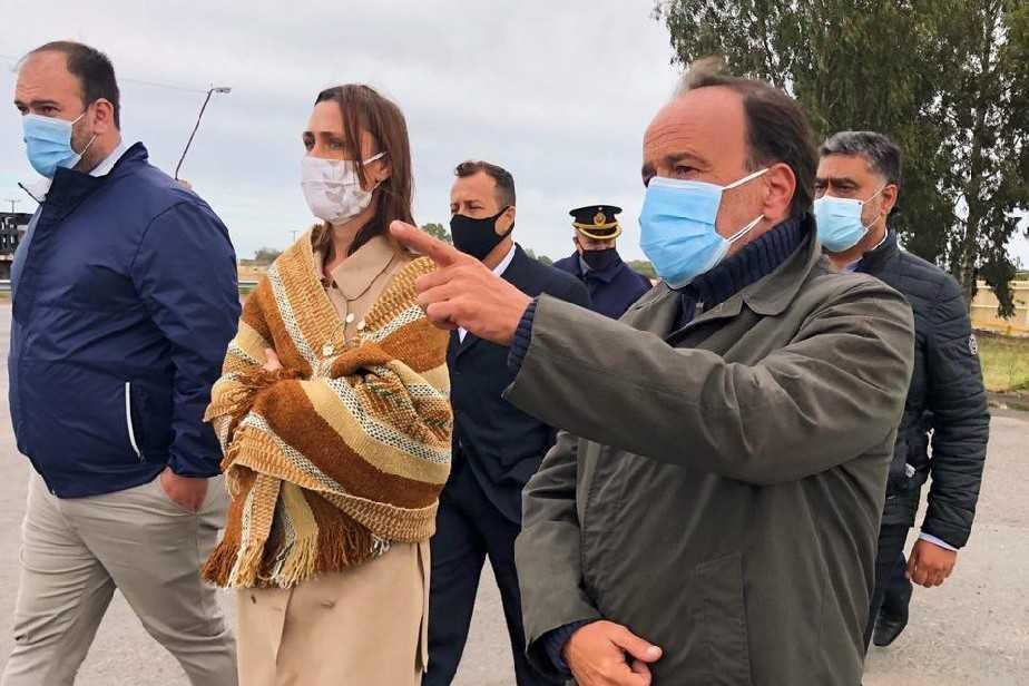 Río Negro y La Pampa plantearon estrategias en la lucha contra el narcotráfico