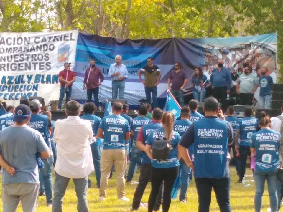 pereyra acto catriel - Catriel25Noticias.com