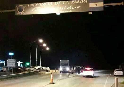 Joven motociclista de Catriel detenido en Puente Dique por realizar maniobras peligrosas