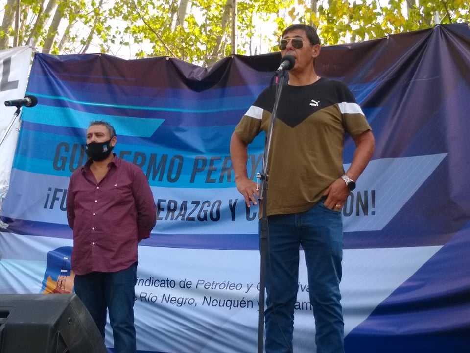 rucci acto catriel - Catriel25Noticias.com