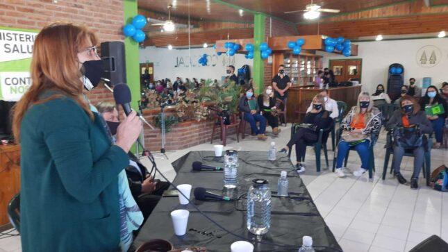 salud jornadas viviana1 - Catriel25Noticias.com