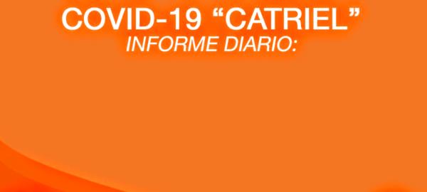 "Covid 19. Comenzó la ""segunda ola"". 1 alta, 7 nuevos, total 9"