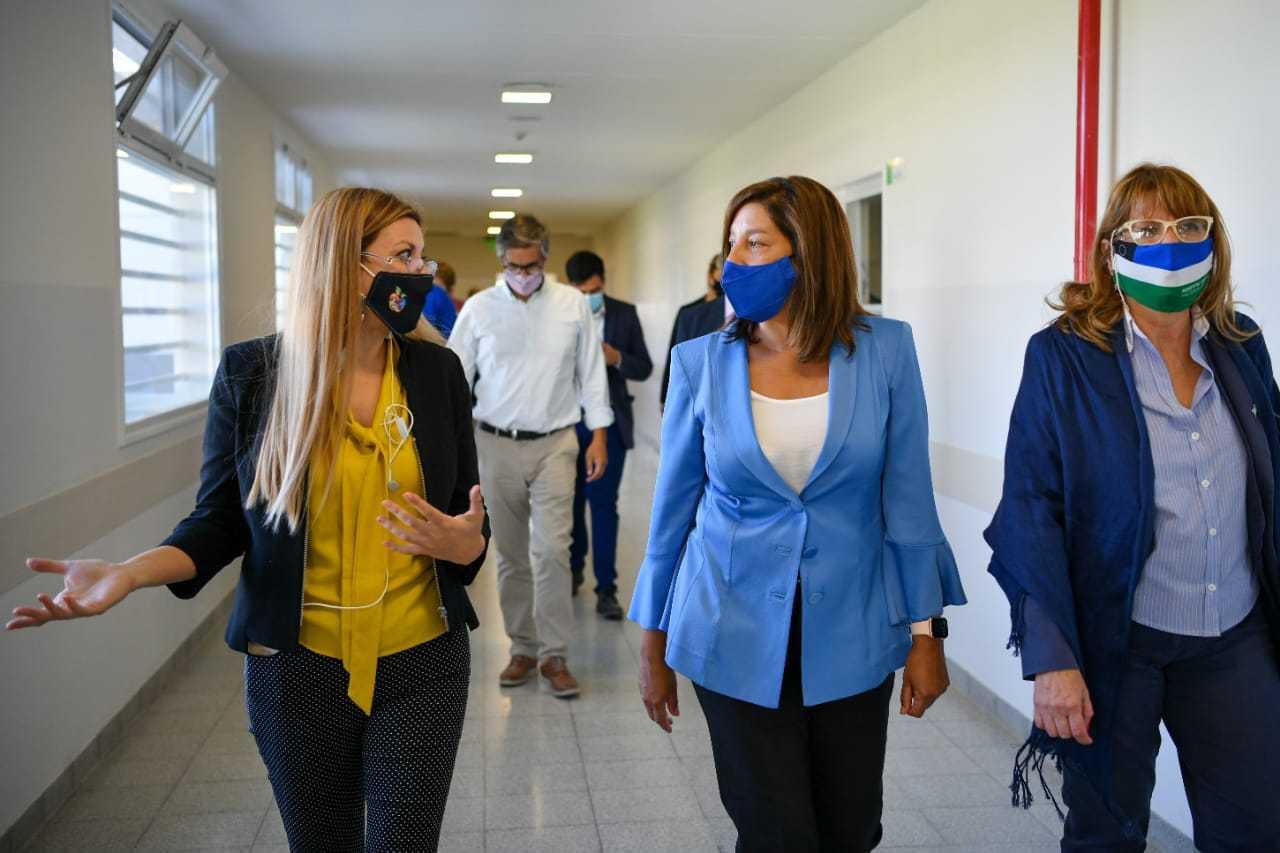 Catriel: Inauguraron moderno Centro Oftalmológico en el hospital