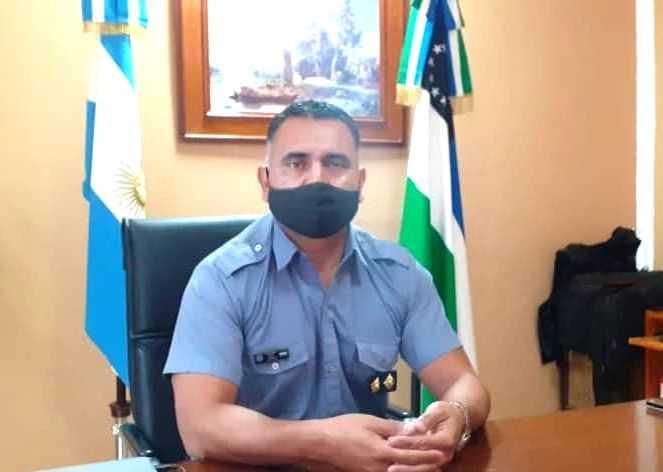"""Comisario Ibáñez se presentó en sociedad: """"Recibí una unidad ordenada"""", dijo"""