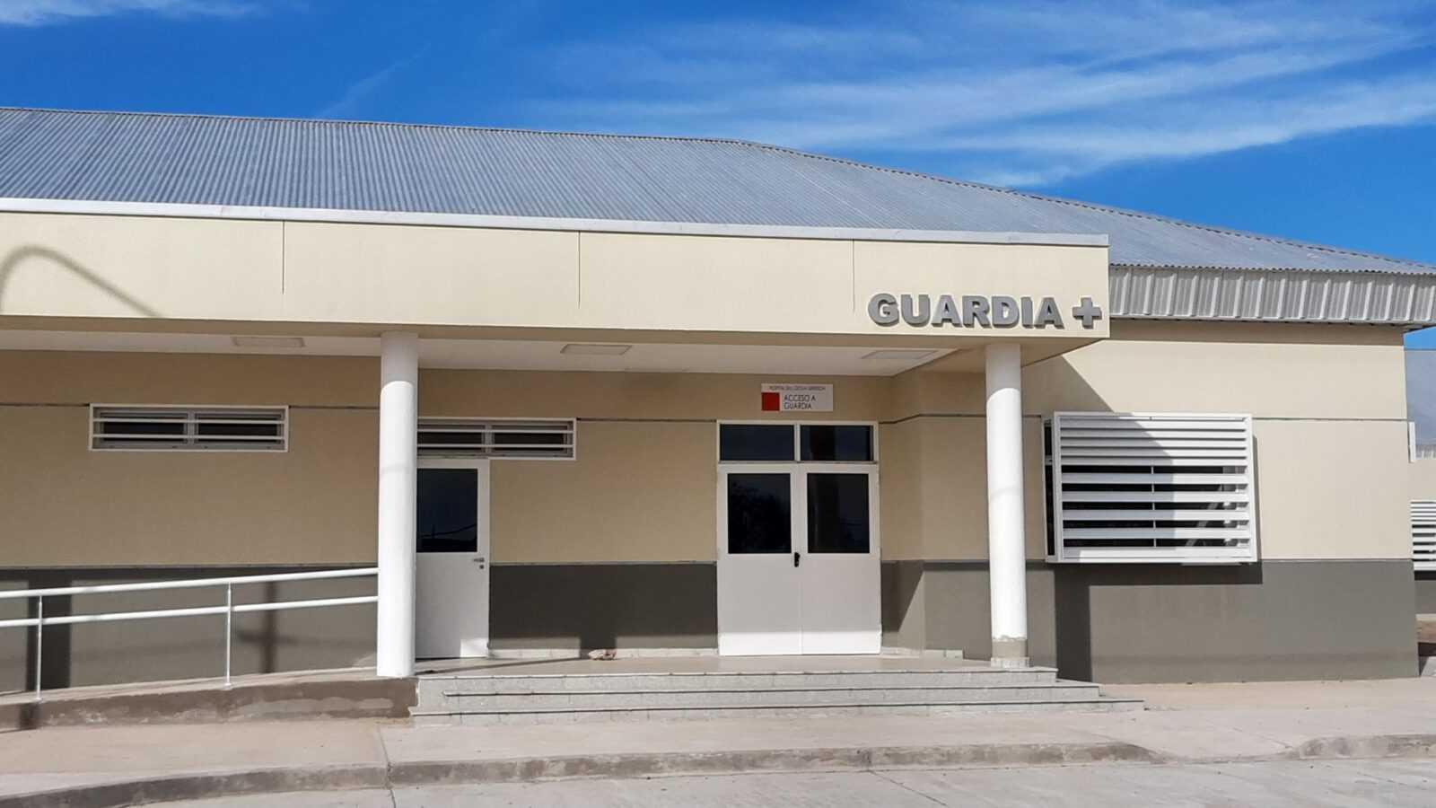 hospital guardia - Catriel25Noticias.com