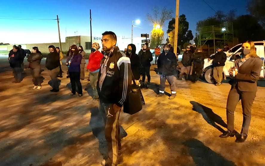 Gremios municipales de Catriel en alerta. Piden aumento de salarios
