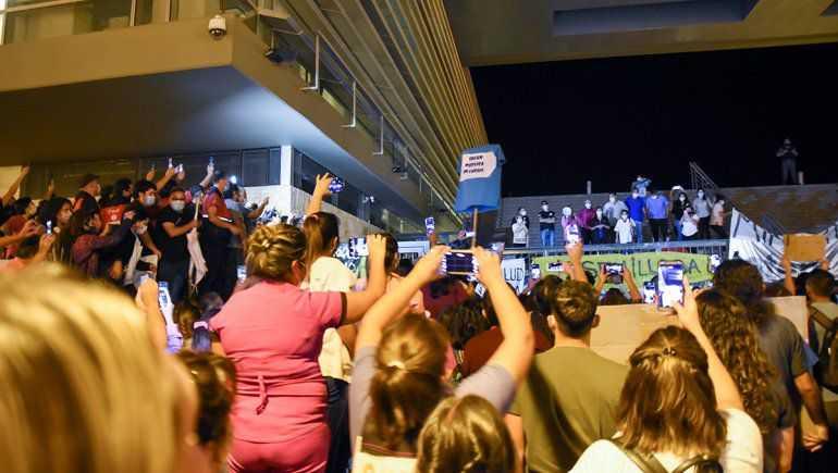 Neuquén: Rutas Cortadas, la mediación pasó a un nuevo cuarto intermedio