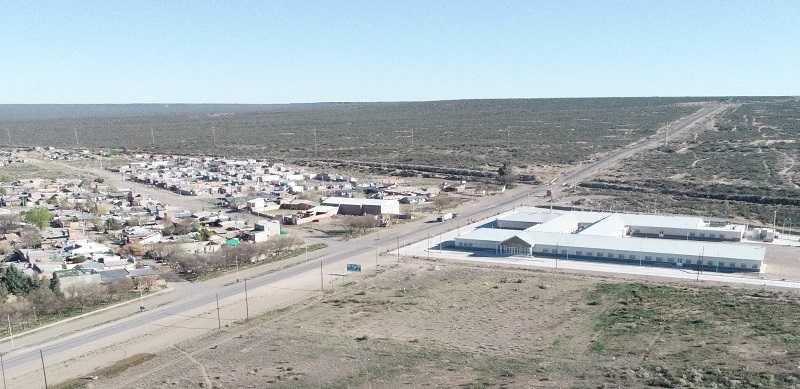Ministerio de Desarrollo Nacional aportó .579.425 para el Parque Industrial de Catriel