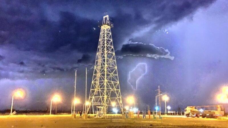 Alerta por tormentas eléctricas para la región