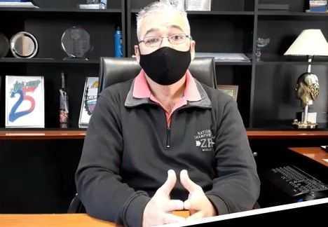Coronavirus: Abeldaño dio positivo y está aislado
