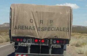 camiones arenas especailes - Catriel25Noticias.com