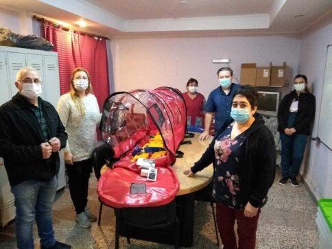 capsula hospital catriel - Catriel25Noticias.com