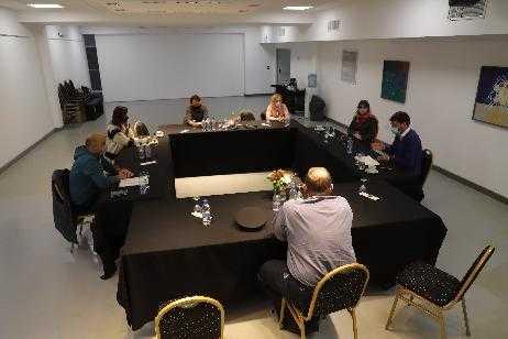 Río Negro. Comité de crisis: junto a intendentes del Alto Valle se analizó la situación de las localidades