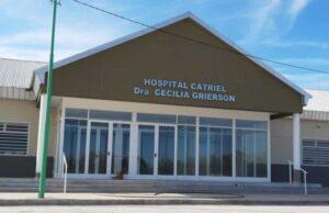hospital frente1 e1620174010363 - Catriel25Noticias.com