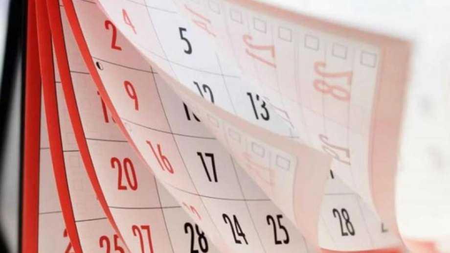 El lunes 28 es feriado para los estatales rionegrinos
