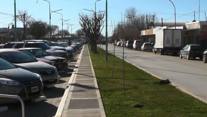 Catriel: Concejales aprobaron estacionamiento medido y pago en zona centro
