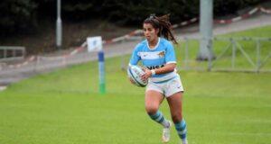 josefina padellaro logro cinco medallas la seleccion argentina rugby seven - Catriel25Noticias.com