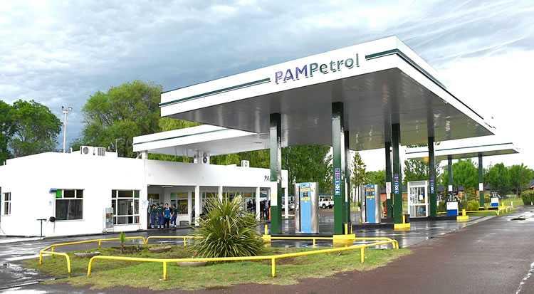 Pampetrol instalará una estación de servicios en La Reforma (ruta 20)