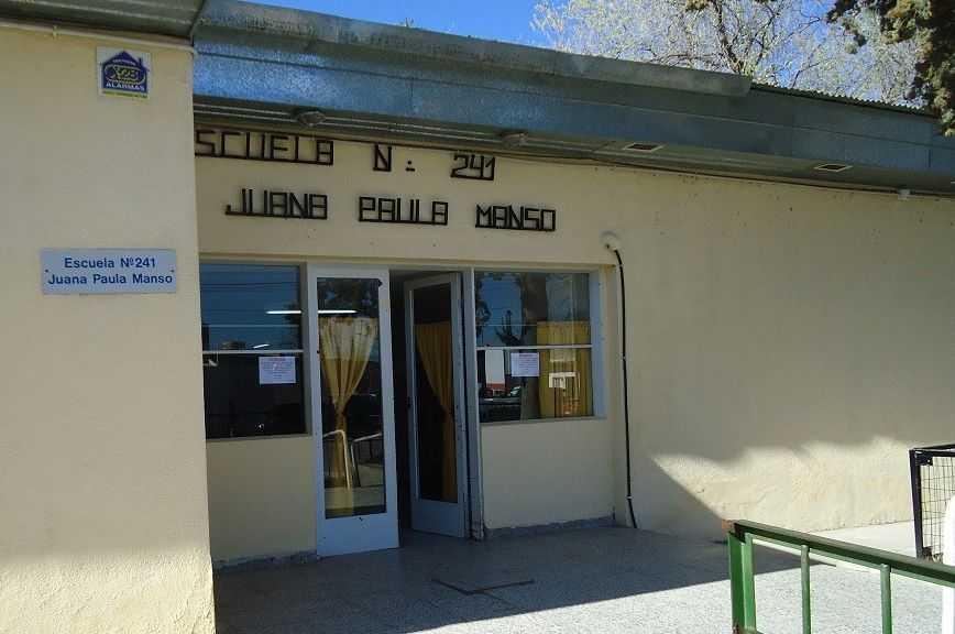 Felices 55 años Escuela n° 241